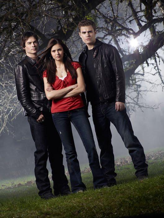 Television Review: The Vampire Diaries (Season 1) – Steven