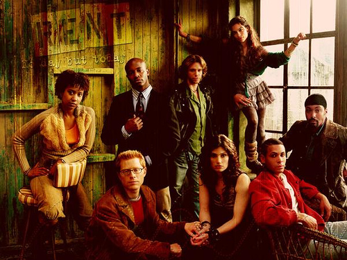 movie review rent � steven van lijndens site for