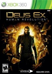 Deus ex box 360