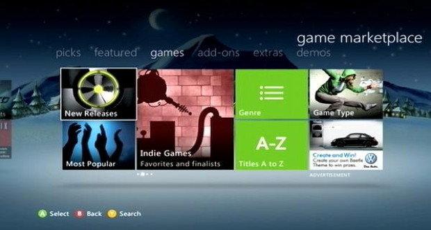 Gamer Rant: XBLA vs  Steam – Steven van Lijnden's Site for Shameless