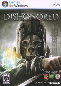 Dishonored Cover - Copy