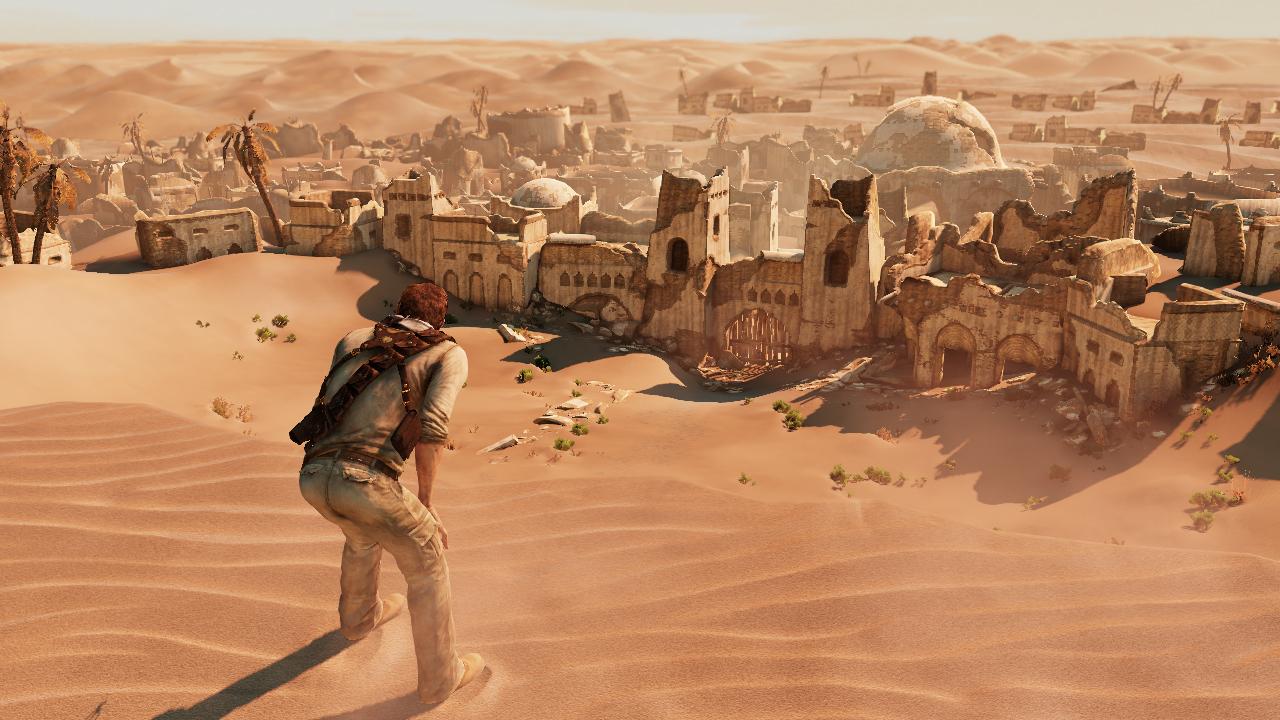 Game Review: Uncharted 3 (PS3) – Steven van Lijnden's Site ...