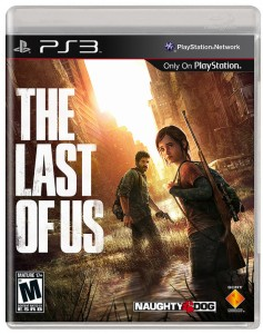 Last of Us Cover PS3