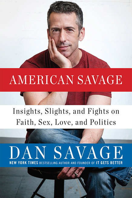 Cover American Savage