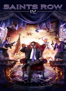 SaintsRowIV cover