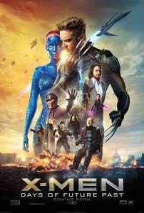 X-Men DOFP Poster