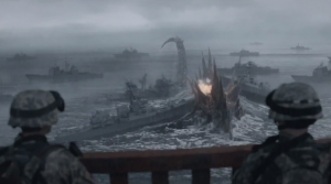 Godzilla fleet
