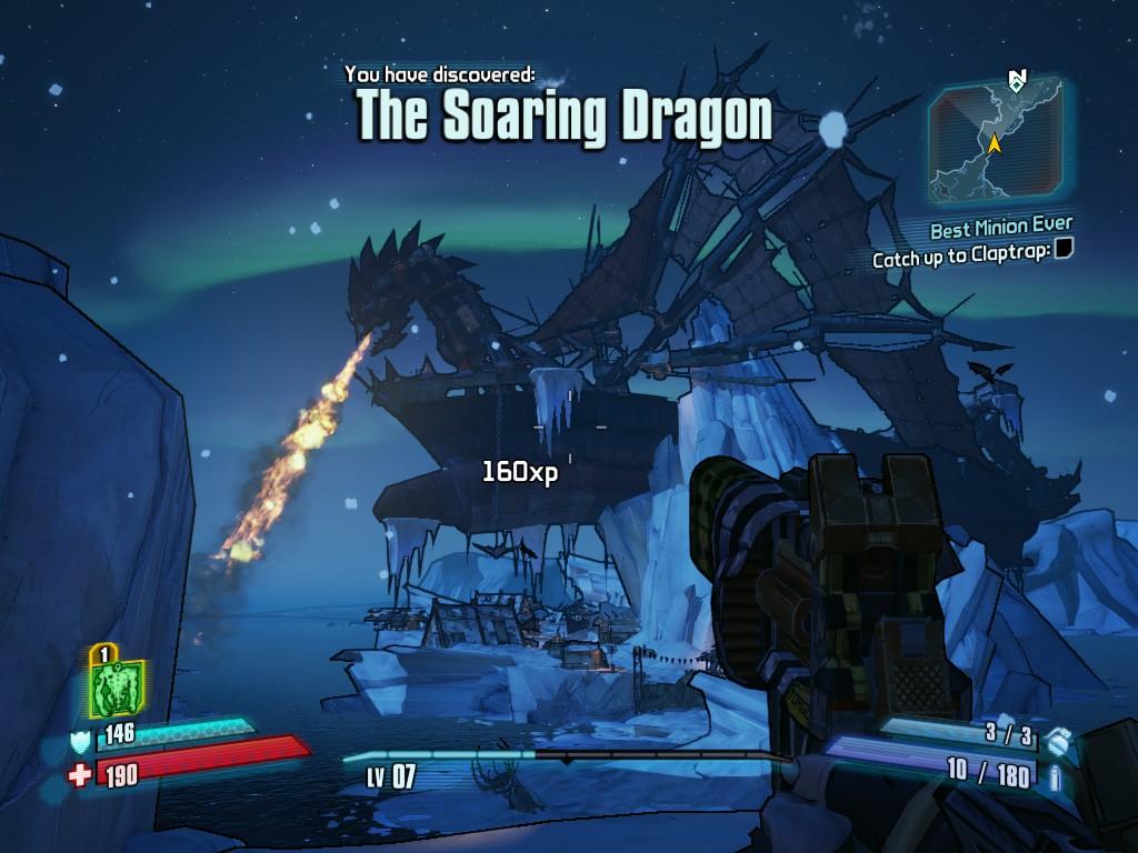 Soaring Dragon PopCultJunk