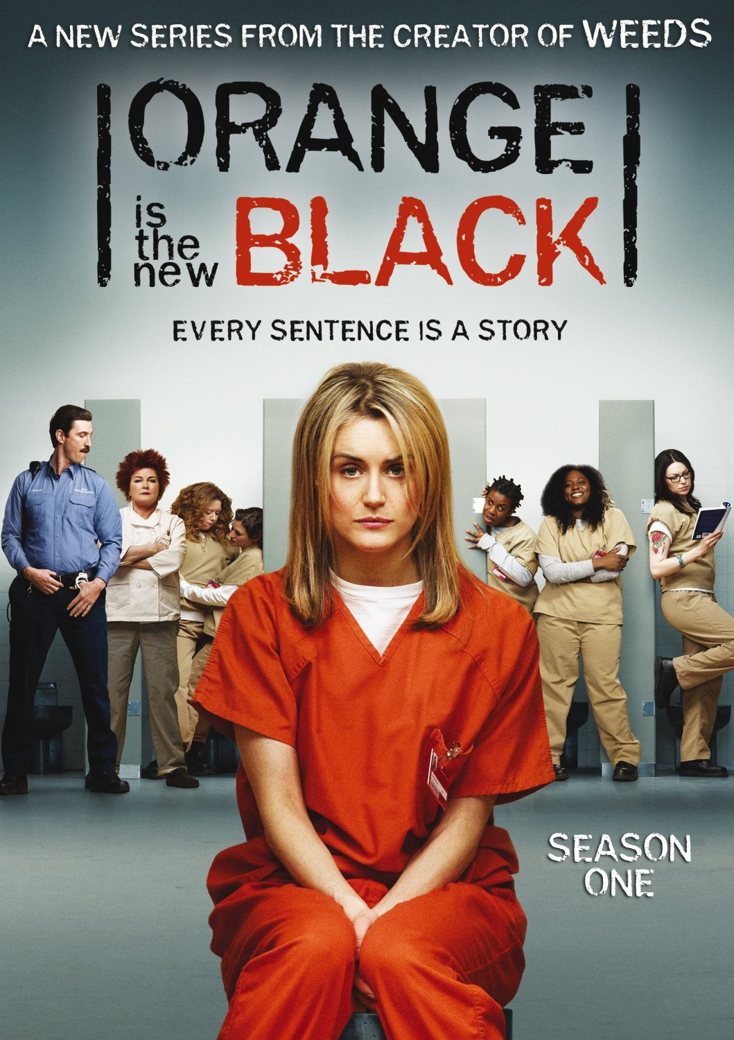 burning series orange is the new black