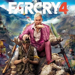 Far Cry 4 Cover