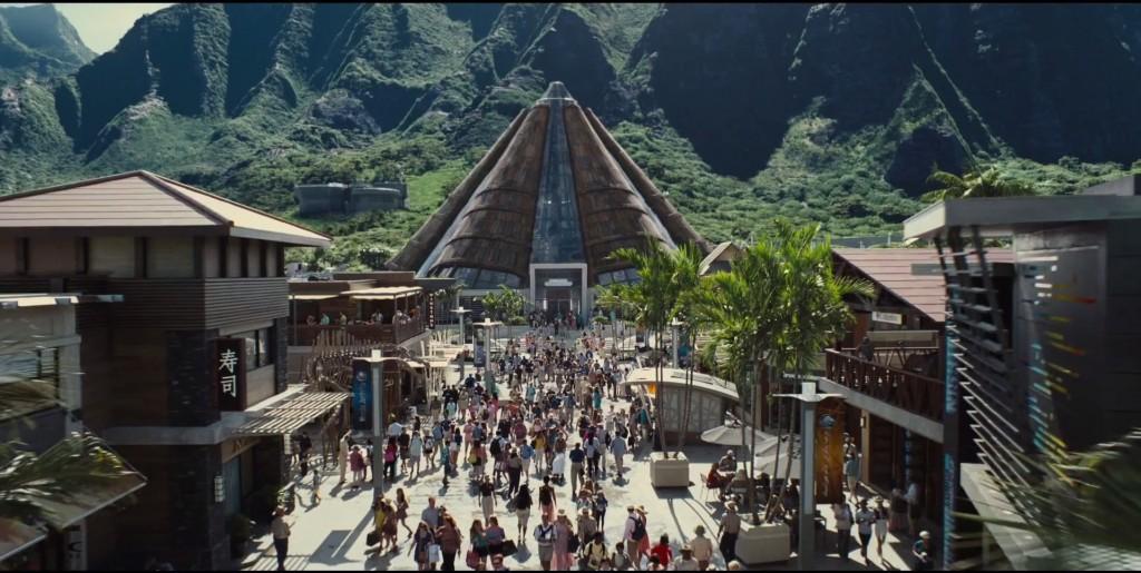 Jurassic World Parc