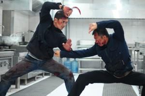 The Raid 2 Kitchen fight
