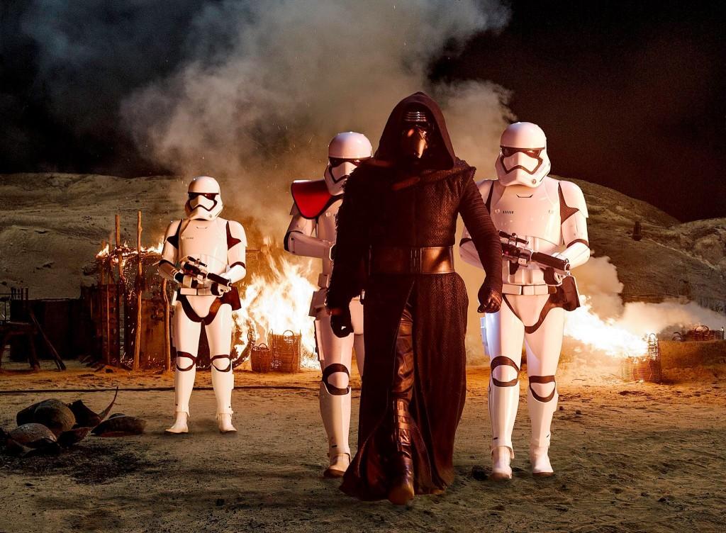The Force Awakens Evilll