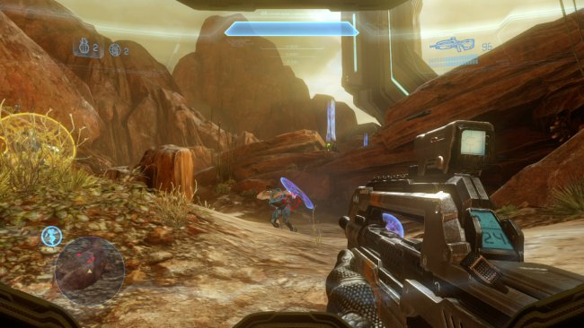 halo4 action