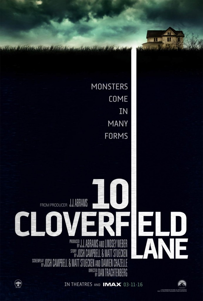 Cloverfield Lane Poster