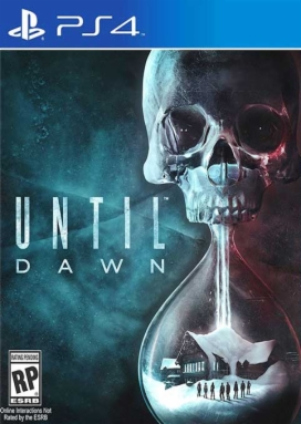 until-dawn-ps4 cover