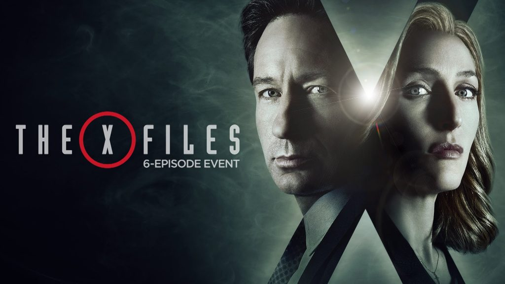 X-Files 6 episode event