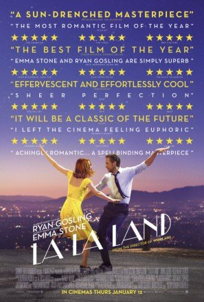 Movie Review La La Land 2016 Steven Van Lijnden S Site For Shameless Self Promotion